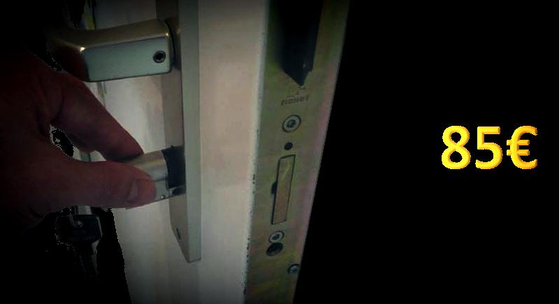 Serrurier dijon 24 24 tarifs affich s sur le site for Ouverture de porte claquee
